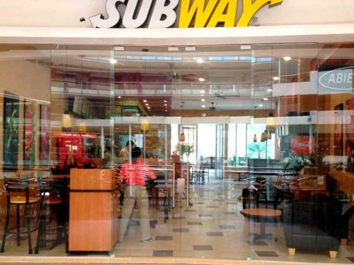 OBRA: Subway unicentro…